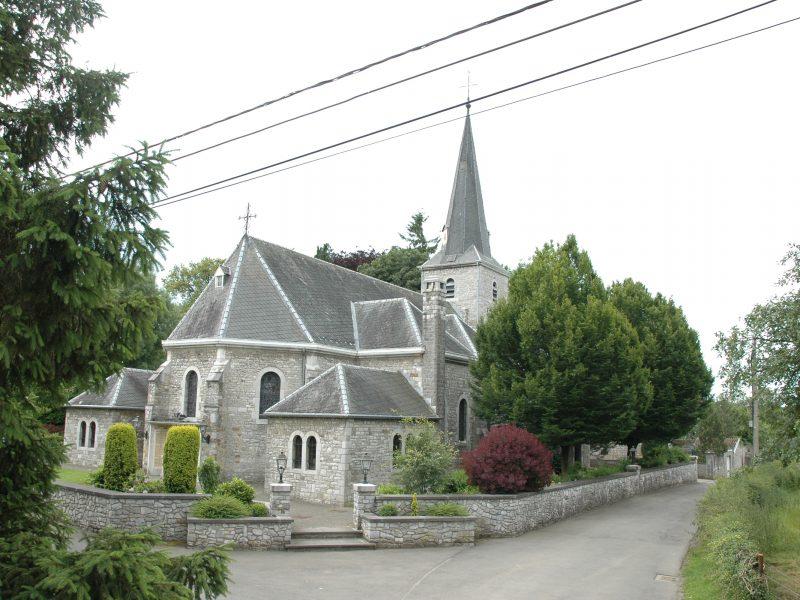 Kirche Eynatten