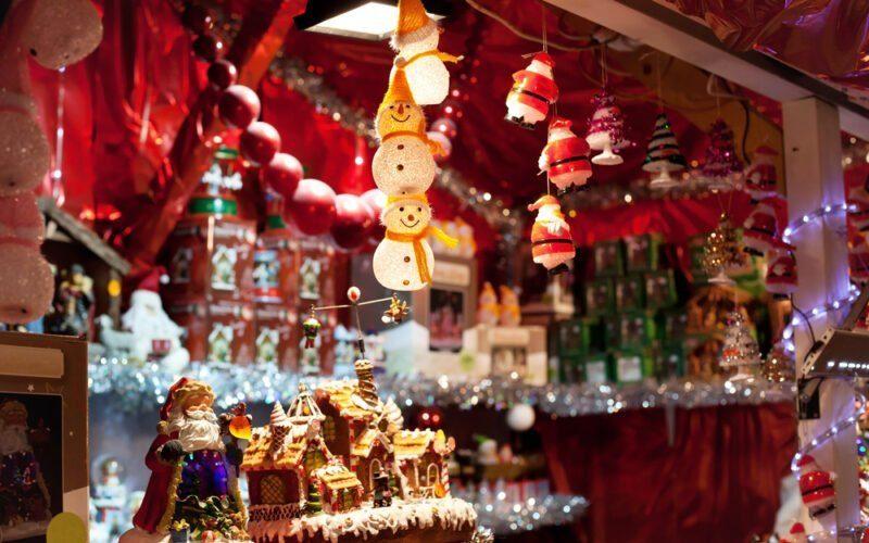 Christmas,Market