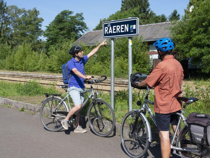 Vennbahn Radweg